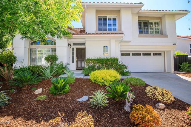 588 Monteleone Avenue, Oak Park, CA 91377