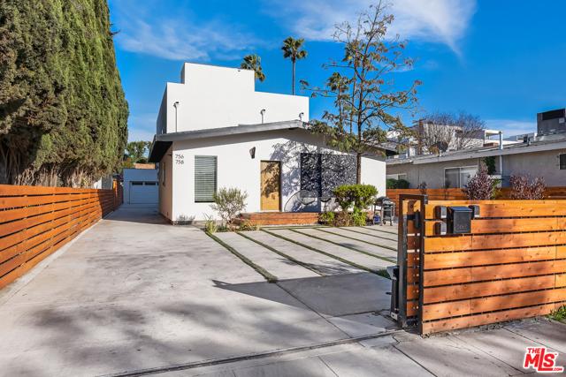 756 N WILTON Place, Los Angeles, CA 90038