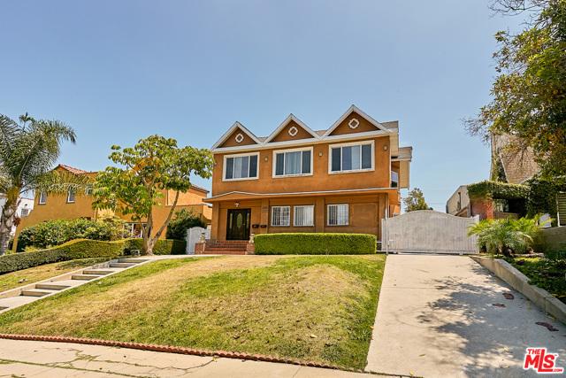 1250 S Windsor Boulevard, Los Angeles, CA 90019
