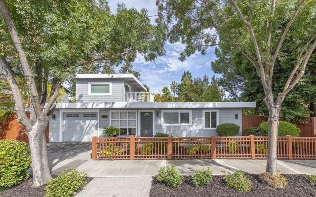3421 Orinda Street, Palo Alto, CA 94306