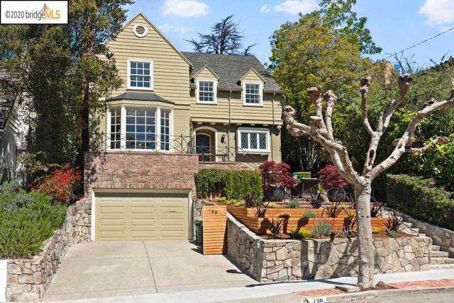 796 Rosemount Rd, Oakland, CA 94610
