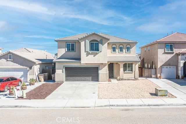 9393 Palo Verde Drive Hesperia CA 92344