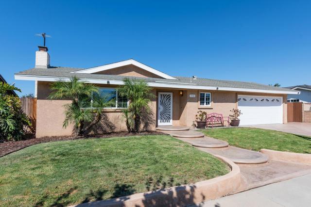 1541 Patricia Street, Oxnard, CA 93030