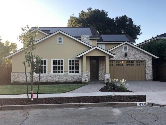 929 El Rio Drive, San Jose, CA 95125