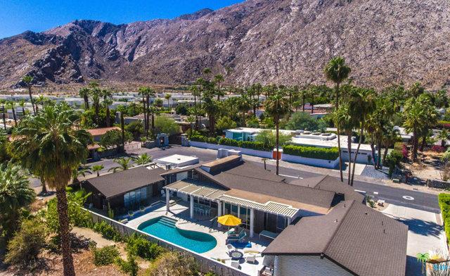 450 Monte Vista Drive, Palm Springs, CA 92262