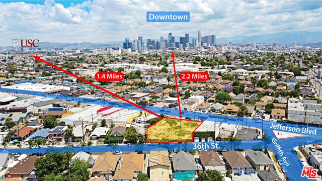 830 E JEFFERSON, Los Angeles, CA 90011