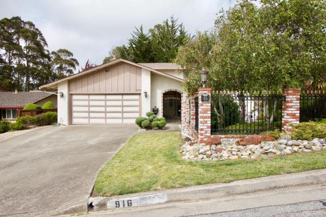 916 Park Pacifica Avenue, Pacifica, CA 94044