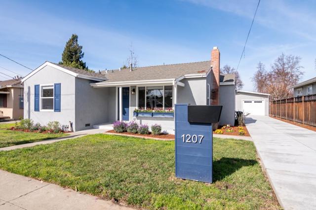1207 Curtner Avenue, San Jose, CA 95125