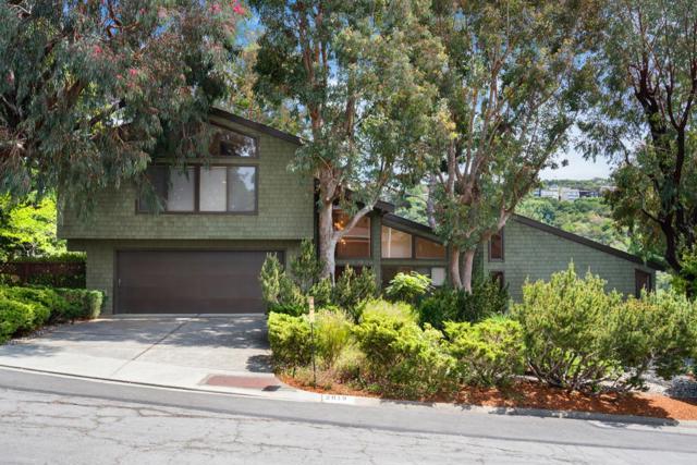 2819 Alhambra Drive, Belmont, CA 94002