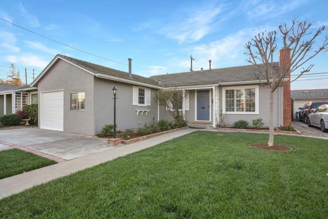 1168 Block Drive, Santa Clara, CA 95050