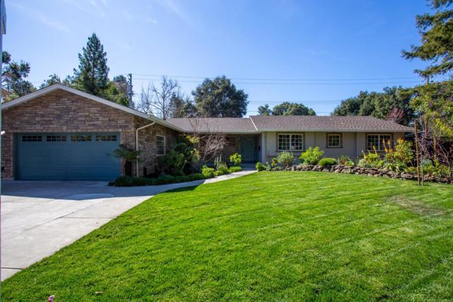 1145 Hidden Oaks Drive, Menlo Park, CA 94025