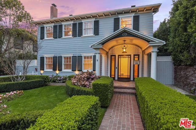 1445 N GENESEE Avenue, Los Angeles, CA 90046