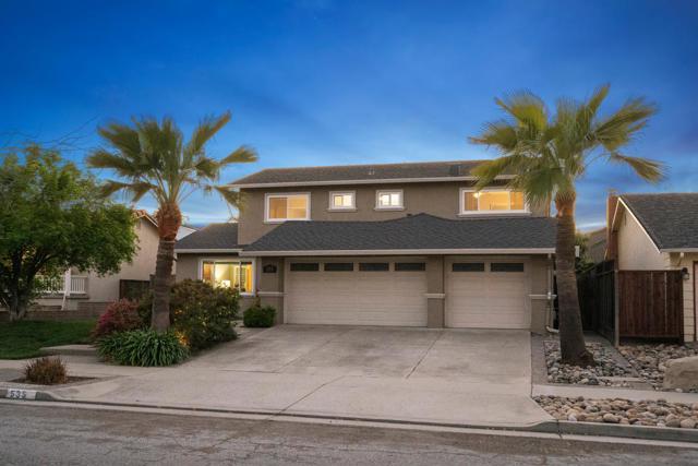 535 Hyde Park Drive, San Jose, CA 95136