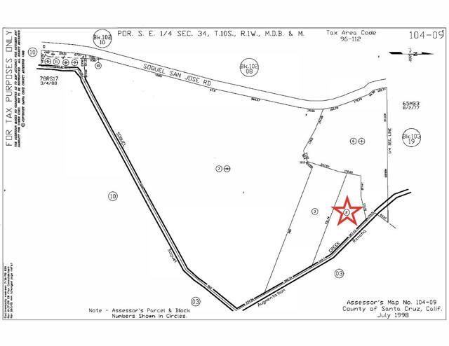 2141 Old San Jose Road, Outside Area (Inside Ca), CA 95073