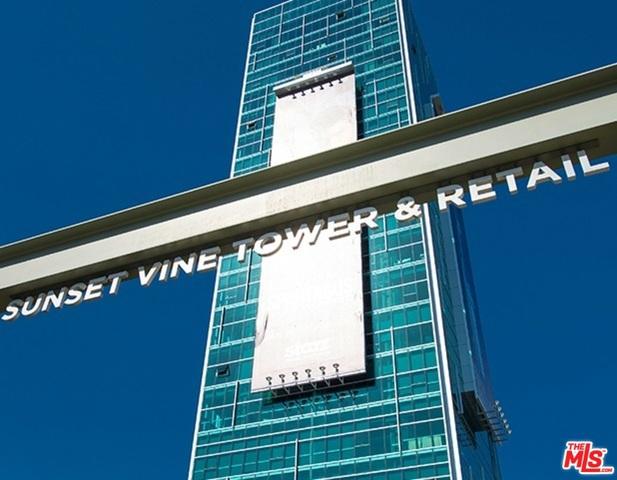 1480 VINE Street 701, Los Angeles, CA 90028