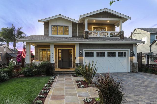 983 Terra Bella Avenue, San Jose, CA 95125