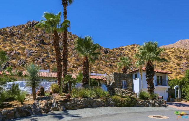2145 CAMINO BARRANCA, Palm Springs, CA 92264