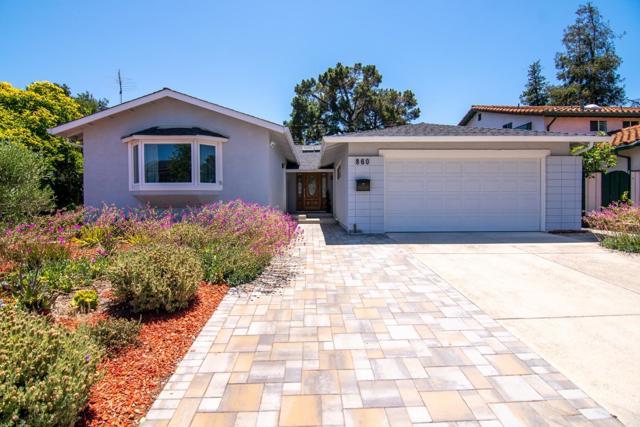 860 Lavender Drive, Sunnyvale, CA 94086