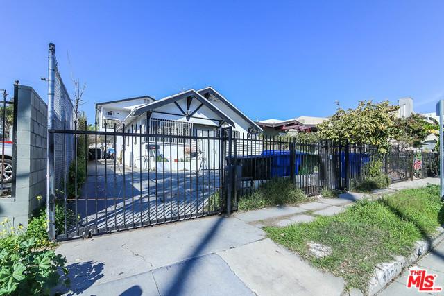 323 N SERRANO Avenue, Los Angeles, CA 90004