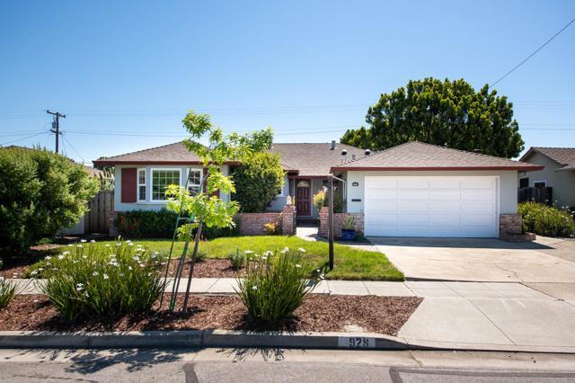 929 Carson Drive, Sunnyvale, CA 94086