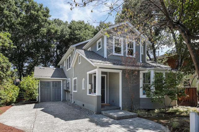 1066 Laurel Street Menlo Park, CA 94025