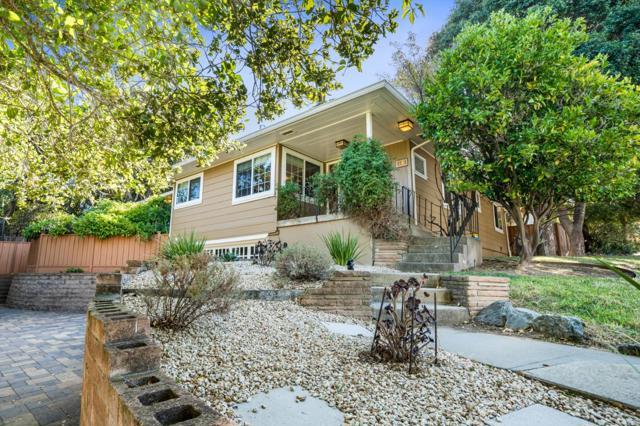 1712 Pine Knoll Drive, Belmont, CA 94002
