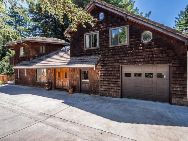 825 Granite Ridge Drive, Santa Cruz, CA 95065