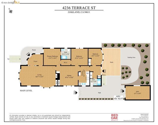 36. 4236 Terrace Street Oakland, CA 94611