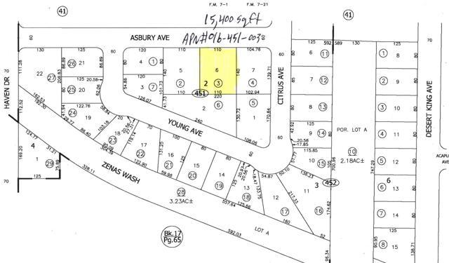 1077 Asbury Avenue, Salton City, CA 92275