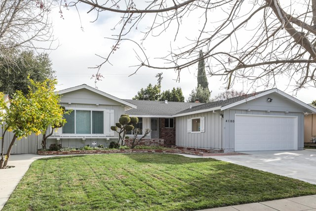 4180 Partridge Drive, San Jose, CA 95121
