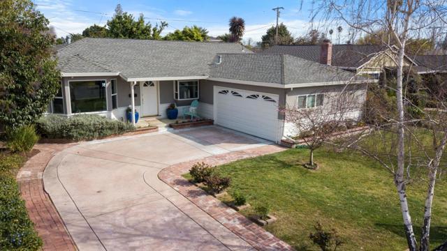 780 Blaisdell Court, San Jose, CA 95117