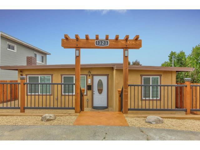 1323 Darwin Street, Outside Area (Inside Ca), CA 93955