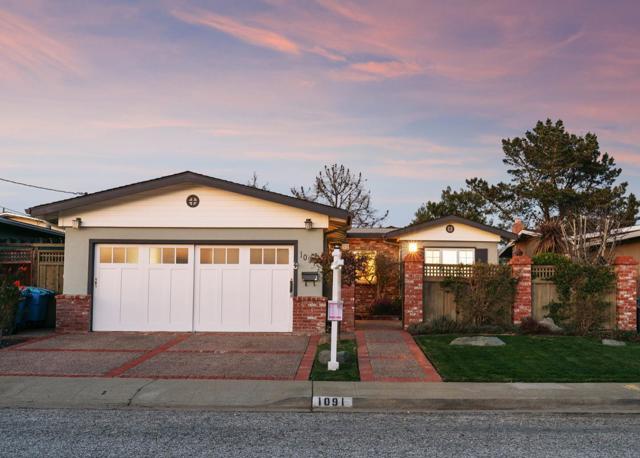 1091 Manzanita Drive, Pacifica, CA 94044