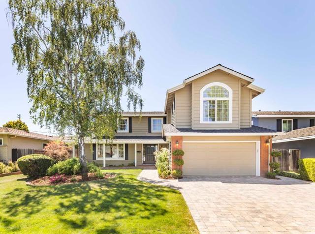 895 Spinosa Drive, Sunnyvale, CA 94087