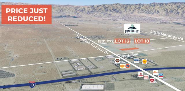 0 Coachillin Way, Desert Hot Springs, CA 92240