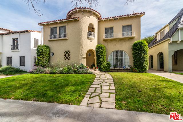 234 S MANSFIELD Avenue, Los Angeles, CA 90036