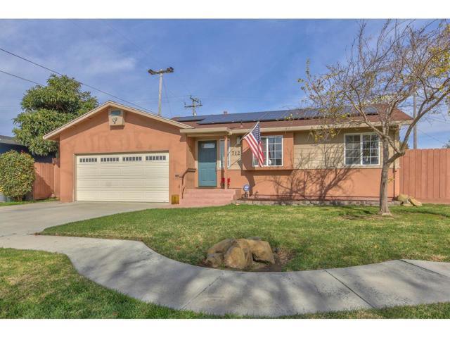 712 Fairfax Drive, Salinas, CA 93901