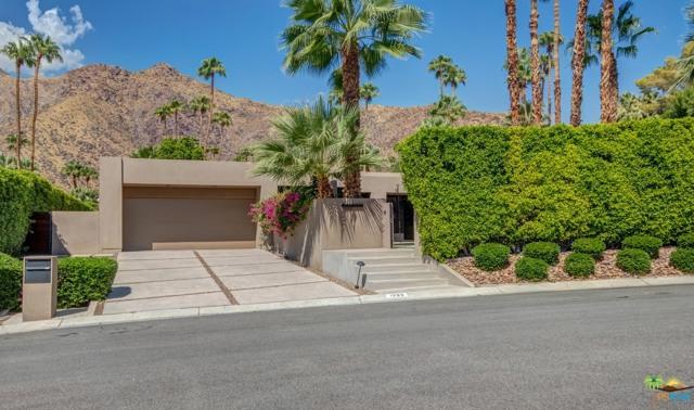 1293 ABRIGO Road, Palm Springs, CA 92262