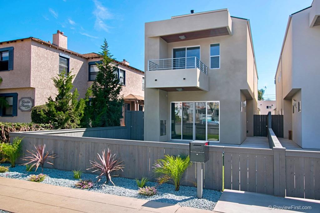 945 Law St. San Diego, CA 92109