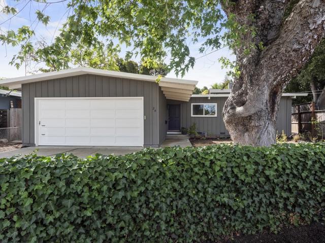 24 Lorelei Lane, Menlo Park, CA 94025