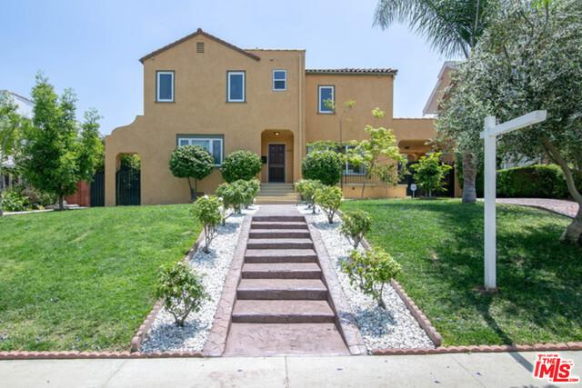 1246 S WINDSOR, Los Angeles, CA 90019