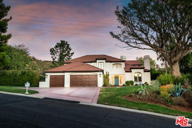 5890 INDIAN CREST Circle, Westlake Village, CA 91362