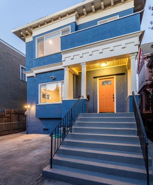 1422 Linden Street, Oakland, CA 94607