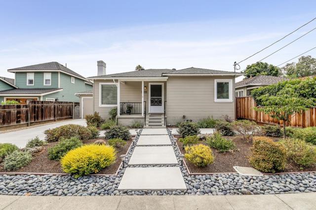 961 Hall Street, San Carlos, CA 94070