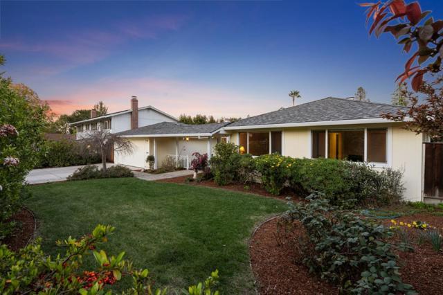 159 Old Orchard Drive, Los Gatos, CA 95032