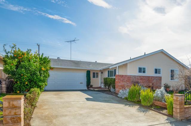 3206 Zion Lane, San Jose, CA 95132
