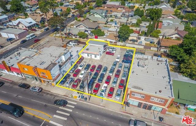 4712 S NORMANDIE Avenue, Los Angeles, CA 90037