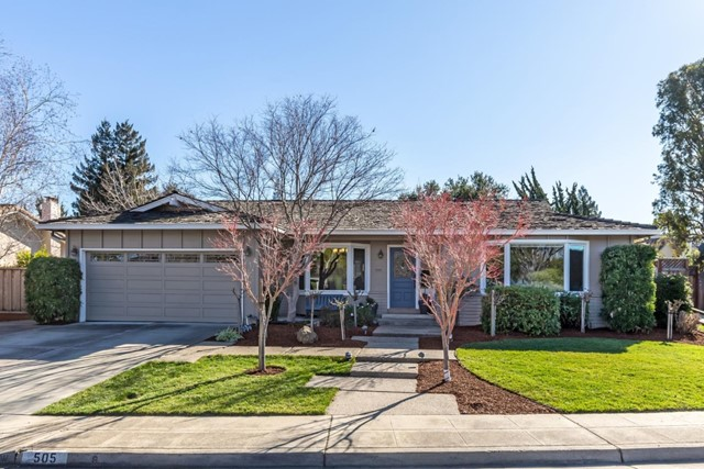 505 Preston Drive, Mountain View, CA 94040