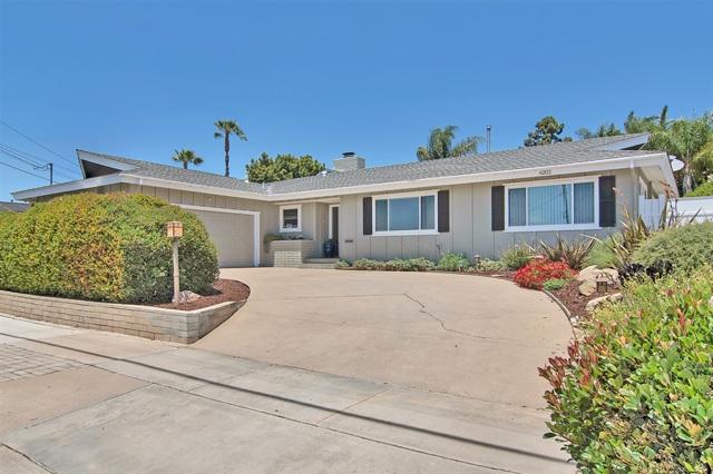 6202 Capri Drive, San Diego, CA 92120