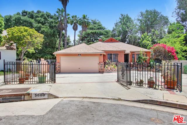 5660 VALLEY GLEN Way, Los Angeles, CA 90043
